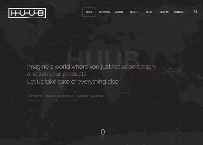Huub - Evolve your brand