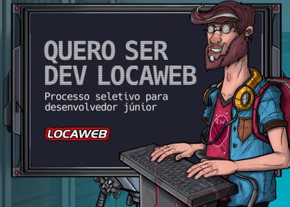Quero ser DEV Locaweb