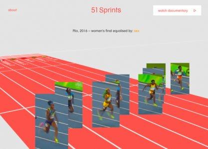 51 Sprints - The Human Race