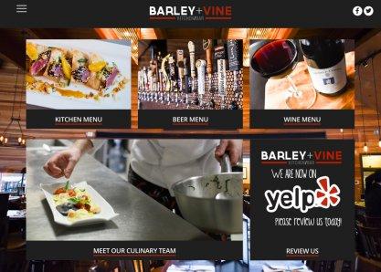 Barley+Vine
