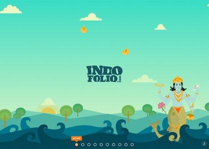 IndoFolio - portfolio of Gopal