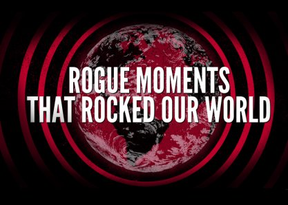 Rogue Moments That Rocked Our World  - Jaguar - WP BrandStudio