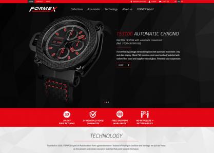 FORMEX Swiss Watches
