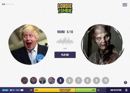Lordie or Zombie