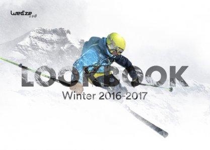 Wed'ze - Lookbook Winter 2016-2017