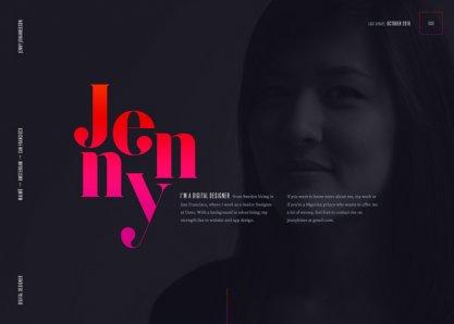 Jenny Johannesson – Portfolio
