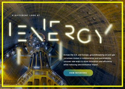 A Different Look at Energy