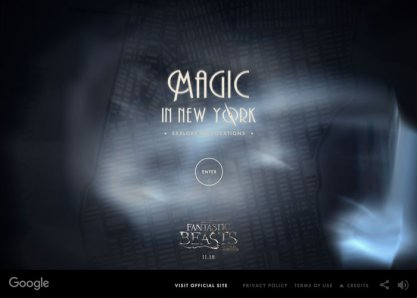 Magic in New York