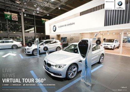 BMW - Paris Motorshow 2016