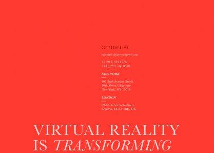 Cityscape VR
