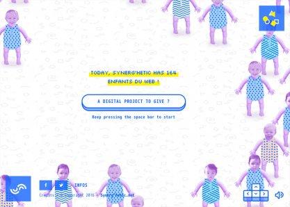 Les Enfants du Web