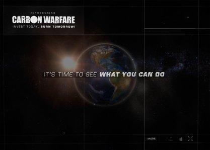 Carbon Warefare