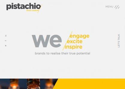 Pistachio - Think Creative