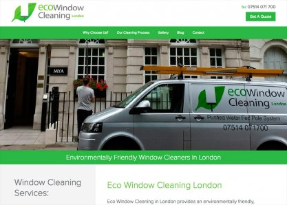 Eco Window Cleaning