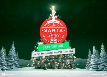 Secret Santa Service