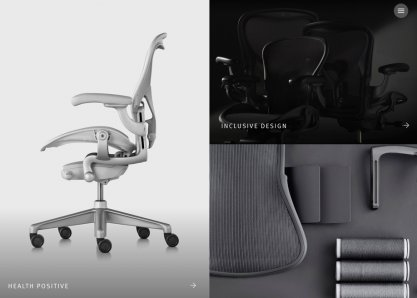 Herman Miller–Aeron Remastered
