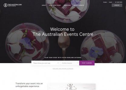 The Australian Events Centre