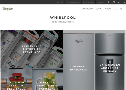 Whirlpool Mexico