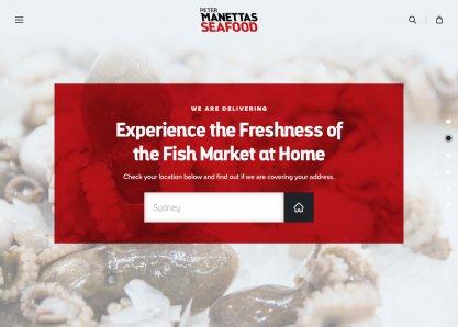 Peter Manettas Seafood