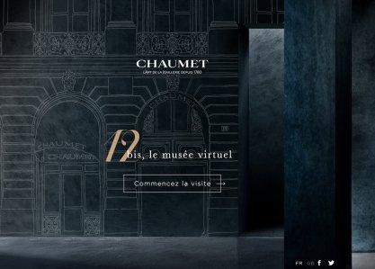 12bis, Chaumet virtual museum
