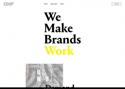 CO OP Brand Co