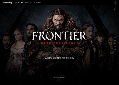 Frontier: Dark Providence