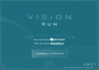 Vision Run Essilor