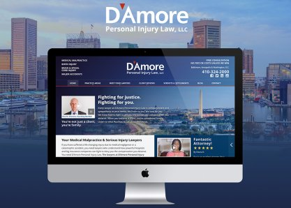 D'Amore Personal Injury Law