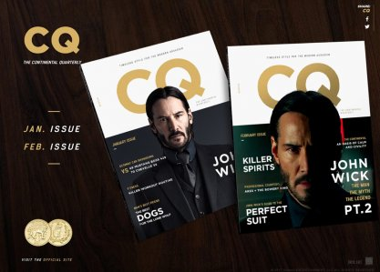 CQ: Continental Quarterly