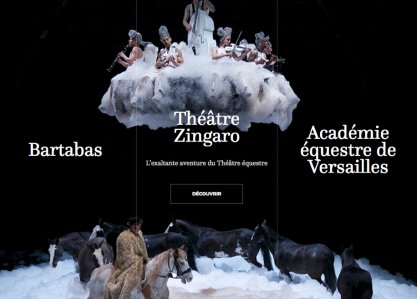 Zingaro theater