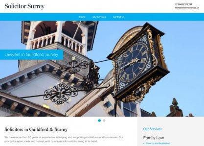 Solicitor Surrey