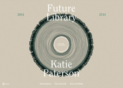 Future Library 2014 — 2114
