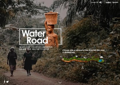 WATER ROAD
