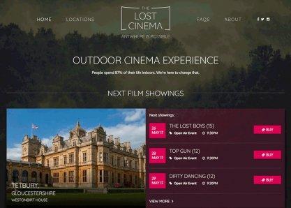 The Lost Cinema