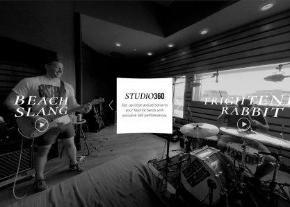 Studio 360 Video Series