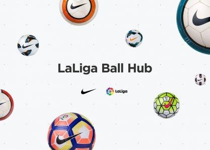 Nike - LaLiga Ball Hub