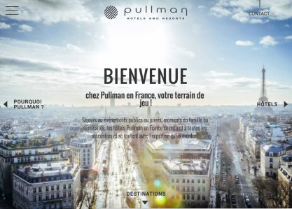 Pullman Hotels France