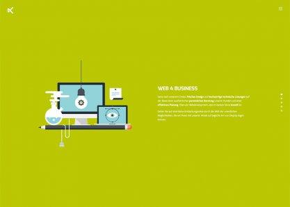 Kreatif - web 4 business
