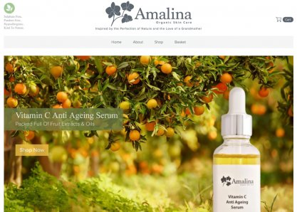 Amalina Organic Skin Care
