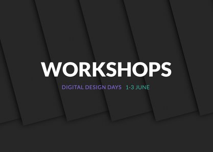 Workshops - DDD2017