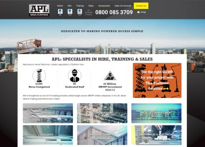 APL Aerial Platforms