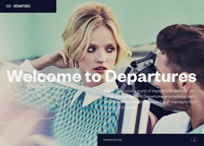 Departures International