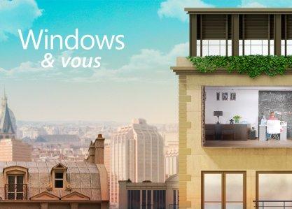 Windows & Vous