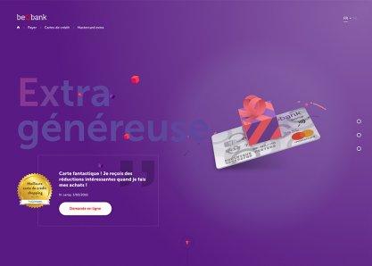 Beobank Mastercard Extra World