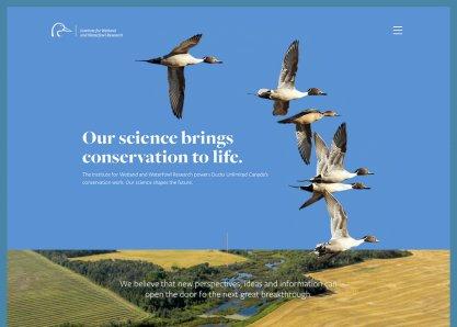 Ducks Unlimited Canada IWWR