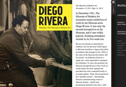 Diego Rivera: Murals for the MoMA