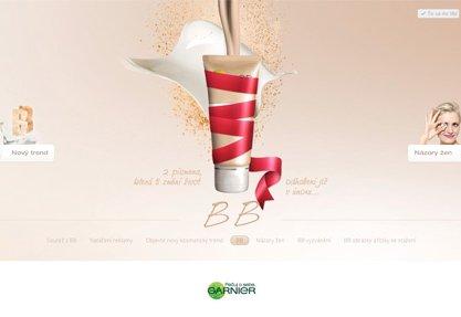 BB Cream - Garnier