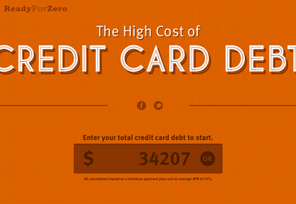 The High Cost of Credit Card Debt