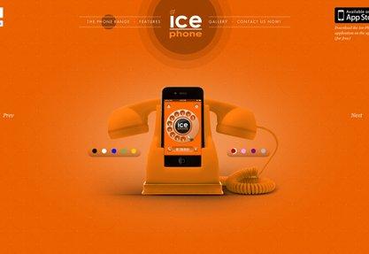 Ice-phone