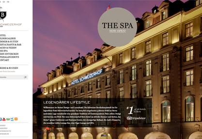 Schweizerhof Hotel Bern